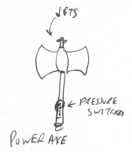 power-axe