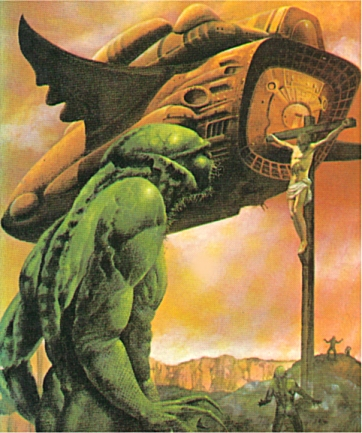 Art: Jim Burns