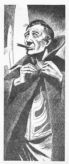 Art: John Schoenher - Analog April 1960