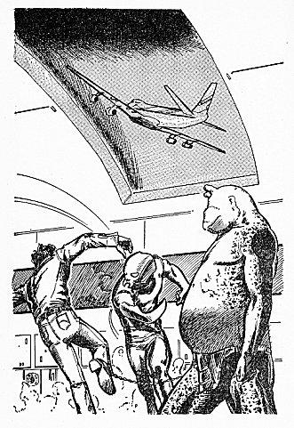 Art: ?  Publisher: Hayakawa, 1980