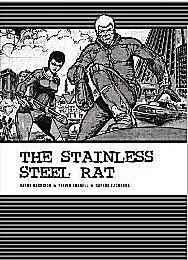 Stainless Steel Rat 2000ad Comics Omnibus